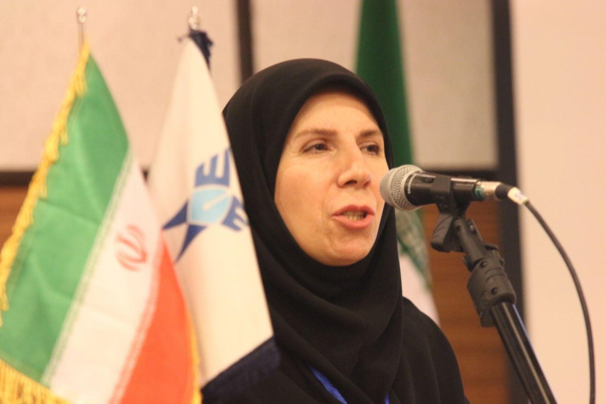 مصاحبه خانم نصراللهی