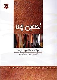 کتاب تکمیل چرم (تنها كتاب منحصر به فرد فرایند تکمیل ساخت و ساز چرم )