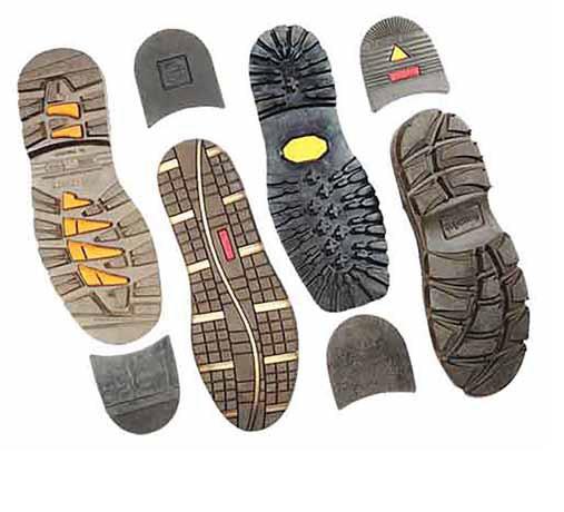 زیره کفشها را بیشتر بشناسیم - ویژگی های انواع زیره کفش چرمی, لاستیکی و پی وی سی