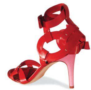 مدل ها و طرح های شگفت انگیز کفش در دهه 60 و 70 میلادی - الهام در طراحی