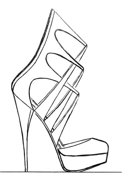 کفش در من شور و اشتیاق ایجاد می کند - % طراحی کفش و پایپوش