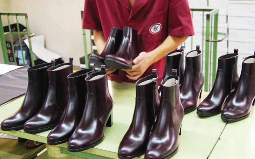 کنترل کیفیت کفش