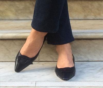 ویژگی های کفش استاندارد در گذر زمان
